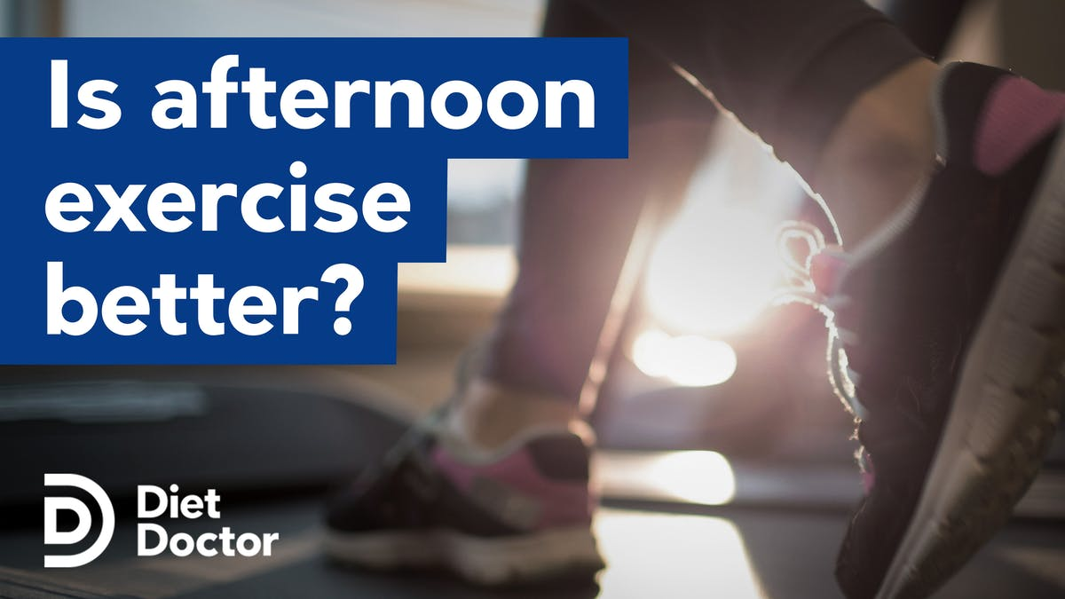 Does the timing of exercise matter?