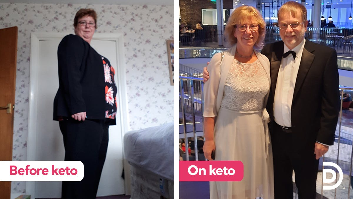 Heartburn and asthma disappeared, and so did 143 pounds